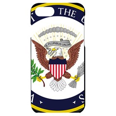 Seal Of Vice President Of The United States Iphone 7/8 Black Uv Print Case by abbeyz71