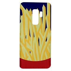 French Fries Potato Snacks Food Samsung Galaxy S9 Plus Tpu Uv Case