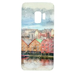 Architecture City Buildings River Samsung Galaxy S9 Tpu Uv Case