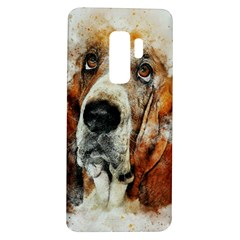 Dog Painting Samsung Galaxy S9 Plus Tpu Uv Case