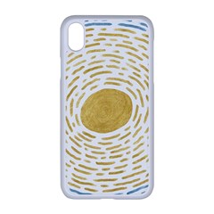 Summer Sky Iphone Xr Seamless Case (white)