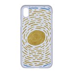Summer sky iPhone XR Seamless Case (White) Front