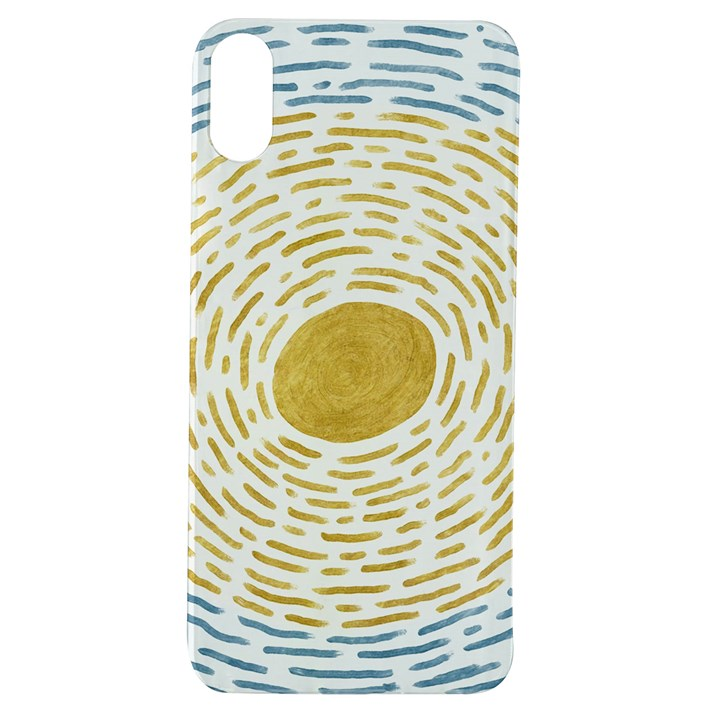 Summer sky Apple iPhone XS TPU UV Case
