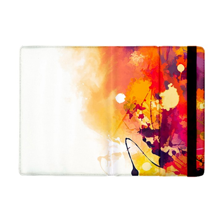 Autumn paint iPad Mini 2 Flip Cases