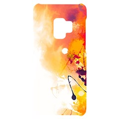 Autumn Paint Samsung S9 Black Uv Print Case