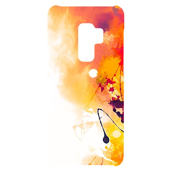 Autumn paint Samsung S9 Plus Black UV Print Case