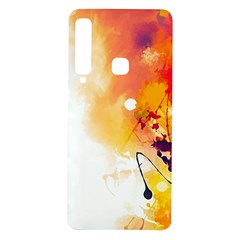 Autumn Paint Samsung Galaxy A9 Tpu Uv Case