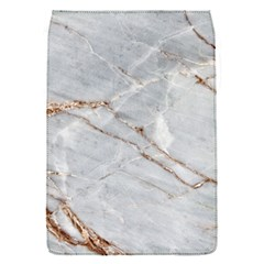 Gray Light Marble Stone Texture Background Removable Flap Cover (s)