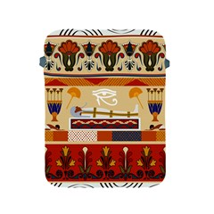 Seamless Ethnic Pattern Apple Ipad 2/3/4 Protective Soft Cases