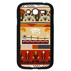 Seamless Ethnic Pattern Samsung Galaxy Grand Duos I9082 Case (black)