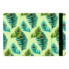 Peacock Feather Pattern Apple Ipad 9 7