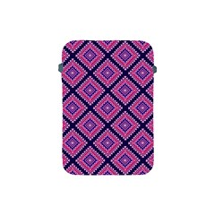 Ethnic Seamless Pattern Tribal Line Print African Mexican Indian Style Apple Ipad Mini Protective Soft Cases