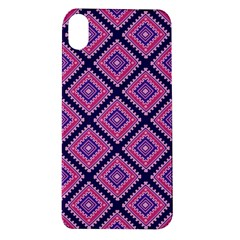 Ethnic Seamless Pattern Tribal Line Print African Mexican Indian Style Apple Iphone Xr Tpu Uv Case