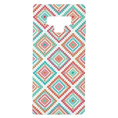 Ethnic Seamless Pattern Tribal Line Print African Mexican Indian Style Samsung Galaxy Note 9 Tpu Uv Case