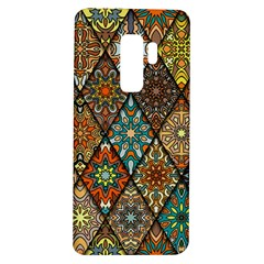 Colorful Vintage Seamless Pattern With Floral Mandala Elements Hand Drawn Background Samsung Galaxy S9 Plus Tpu Uv Case