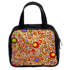 Zappwaits Pop Classic Handbag (two Sides)