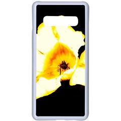 Yellow And Orange Tulip Samsung Galaxy S10 Plus Seamless Case(white)
