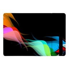 Flower 3d Colorm Design Background Apple Ipad Pro 10 5   Flip Case