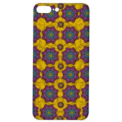 Bohemian Rare  Fantasy Flowers In The Festive Sun Iphone 7/8 Plus Soft Bumper Uv Case by pepitasart