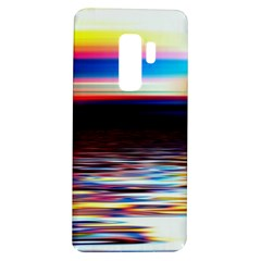 Lake Sea Water Wave Sunset Samsung Galaxy S9 Plus Tpu Uv Case by HermanTelo
