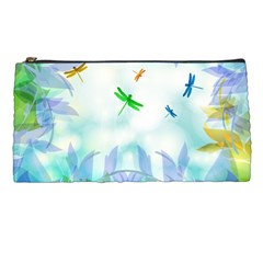 Scrapbooking Tropical Pattern Pencil Cases