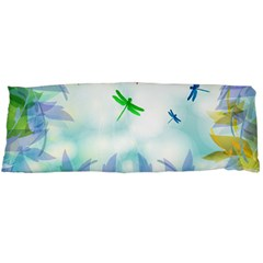 Scrapbooking Tropical Pattern Body Pillow Case Dakimakura (Two Sides)