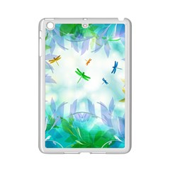 Scrapbooking Tropical Pattern iPad Mini 2 Enamel Coated Cases