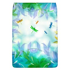 Scrapbooking Tropical Pattern Removable Flap Cover (L)