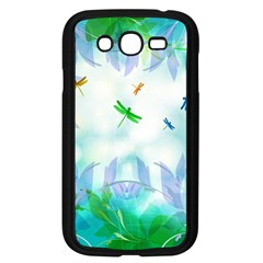 Scrapbooking Tropical Pattern Samsung Galaxy Grand DUOS I9082 Case (Black)