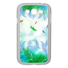 Scrapbooking Tropical Pattern Samsung Galaxy Grand DUOS I9082 Case (White)