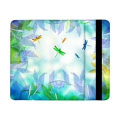 Scrapbooking Tropical Pattern Samsung Galaxy Tab Pro 8 4  Flip Case by HermanTelo
