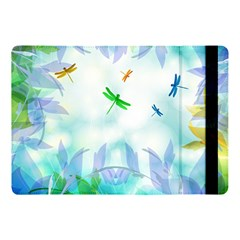 Scrapbooking Tropical Pattern Apple iPad 9.7