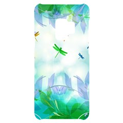 Scrapbooking Tropical Pattern Samsung S9 Black UV Print Case