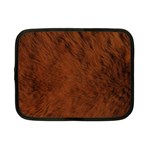 Fur Skin Bear Netbook Case (Small) Front
