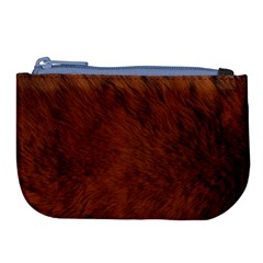 Fur Skin Bear Large Coin Purse by HermanTelo