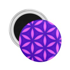 Pattern Texture Backgrounds Purple 2.25  Magnets