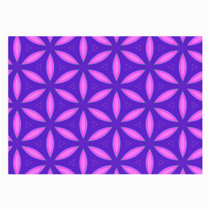 Pattern Texture Backgrounds Purple Large Glasses Cloth