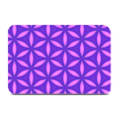 Pattern Texture Backgrounds Purple Plate Mats by HermanTelo