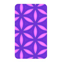 Pattern Texture Backgrounds Purple Memory Card Reader (rectangular) by HermanTelo