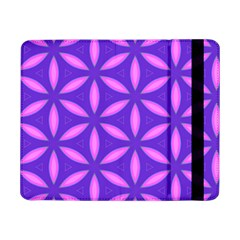 Pattern Texture Backgrounds Purple Samsung Galaxy Tab Pro 8.4  Flip Case