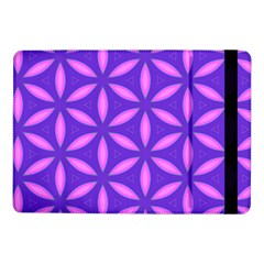 Pattern Texture Backgrounds Purple Samsung Galaxy Tab Pro 10.1  Flip Case