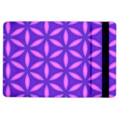 Pattern Texture Backgrounds Purple iPad Air 2 Flip
