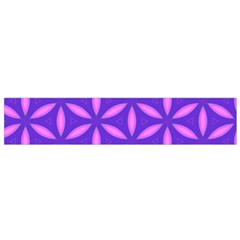 Pattern Texture Backgrounds Purple Small Flano Scarf