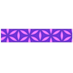 Pattern Texture Backgrounds Purple Large Flano Scarf