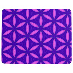 Pattern Texture Backgrounds Purple Jigsaw Puzzle Photo Stand (Rectangular)