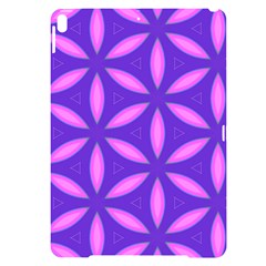 Pattern Texture Backgrounds Purple Apple Ipad Pro 10 5   Black Uv Print Case by HermanTelo