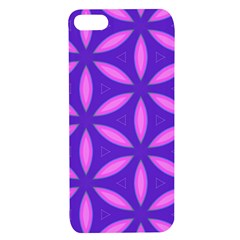 Pattern Texture Backgrounds Purple Apple iPhone 7/8 TPU UV Case