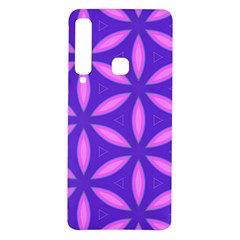 Pattern Texture Backgrounds Purple Samsung Galaxy A9 TPU UV Case