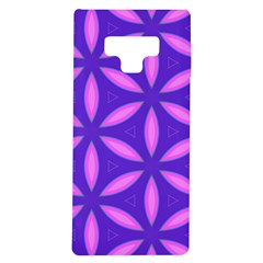 Pattern Texture Backgrounds Purple Samsung Galaxy Note 9 TPU UV Case