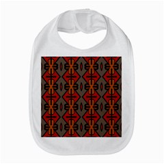 Seamless Digitally Created Tilable Abstract Pattern Bib